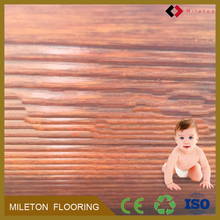 12mm Carbonized Click lock Strand Woven Bamboo Flooring made in indonesia products