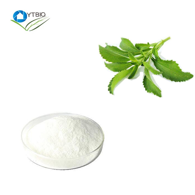 Natural food grade stevia extract stevioside powder