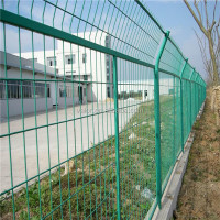 3mm main gate and fence wall design