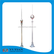 High quality thunder protection steel lightning arrestor