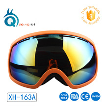High quality anti fog reasonable price snowboard eyewear custom custom ski goggle straps snow goggles