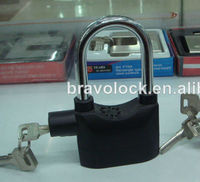 motorcycle alarm cable lock