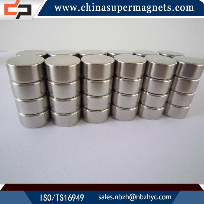 Hot sale Customized Industrial magnetic material composite strong pulling force n52 neodymium magnet