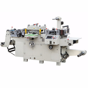DB-MQ320 Type self adhesive label Die Cutting Machine