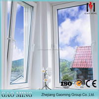 High Strength AluminumTilt & Turn Aluminum Up Down Sliding Window