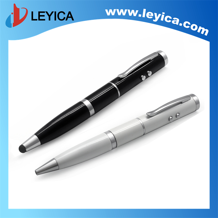 5 in 1 stylus ball pen & Remote control WiFi for the PPT presentation with laser pointer LY-WiFi pen