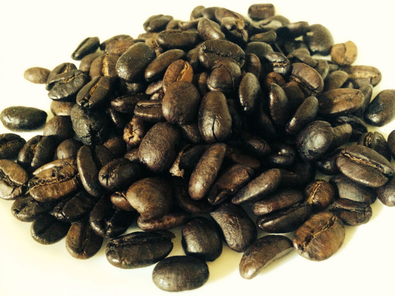 Certified Authentic Civet Coffee Roasted Whole Beans (1 Kilo), Kopi Luwak
