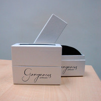 Luxury charming jewellery packaging box