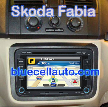 2-Din Fit to Car DVD GPS Navigation