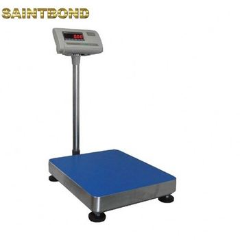 tcs price industrial scales 50*50 300kg electronic bench animal platform scale