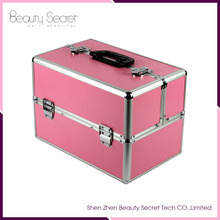 Aluminum professional cheap cosmetic beauty case