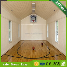 good price china pvc floor laminate flooring indoor sports floor