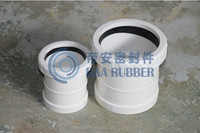 plastic pipe and fitting gasket
