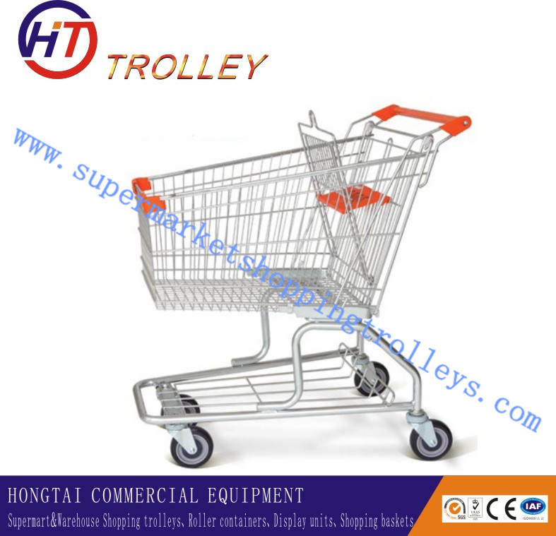Hot sale pallet trolley Retail Shopping cart for climb stairs folding