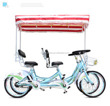 best selling 4 person surrey bikes 4 seater tandem bicycle