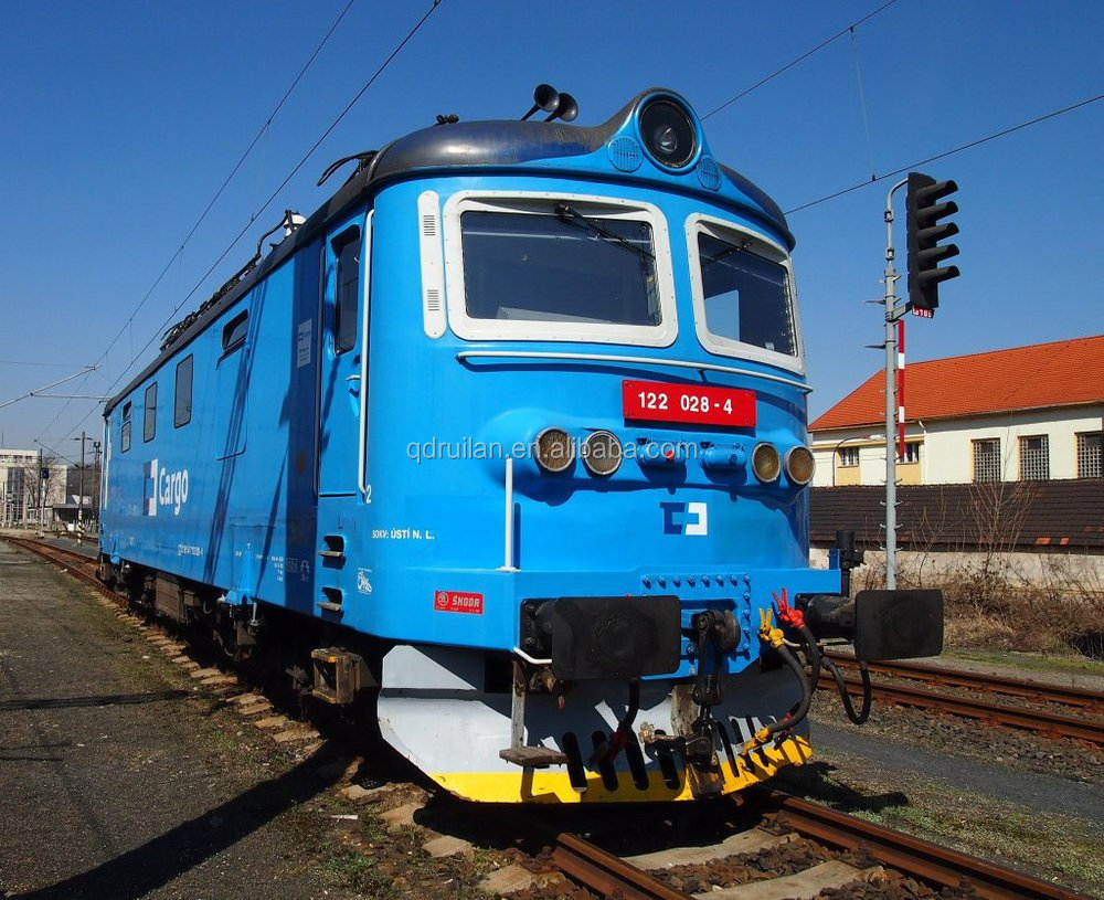 construction and maintenance of the electrified railway line;locomotive for sale