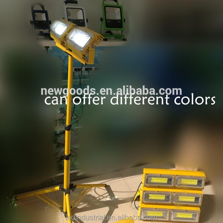 Colorful shell Die Casting multifunction 400w led flood light with ce rohs