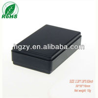 hard plastic cases electric conjunction enclosure plastic casing