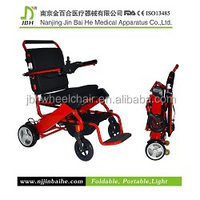 folding commode lightweight wheelchair