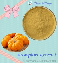 High quality 100% natural pumpkin extract squash powder squash extract