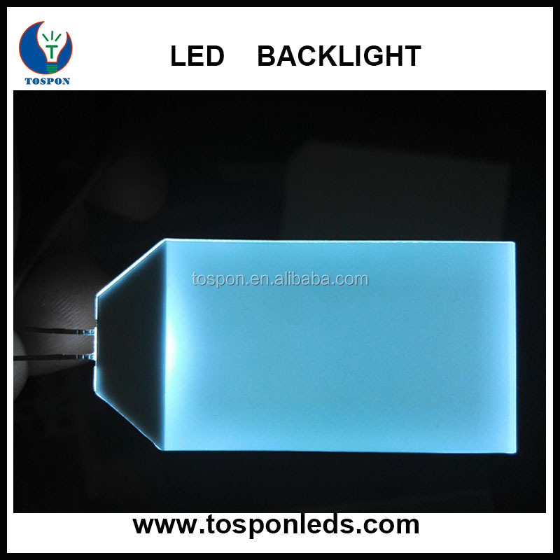 Exporters Cool white 6000k smd 3014 backlight led display module
