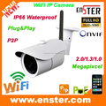 HOT!Plug&Play P2P Wireless WIFI 3g IP Camera With Board Lens 3.6mm/POE optional