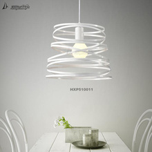 HXP510011 Simple, modern, creative personality, art design, restaurant table, bar, coffee shop, Iron Chandelier