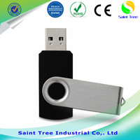 CE/ROHS Swivel USB Flash Drive