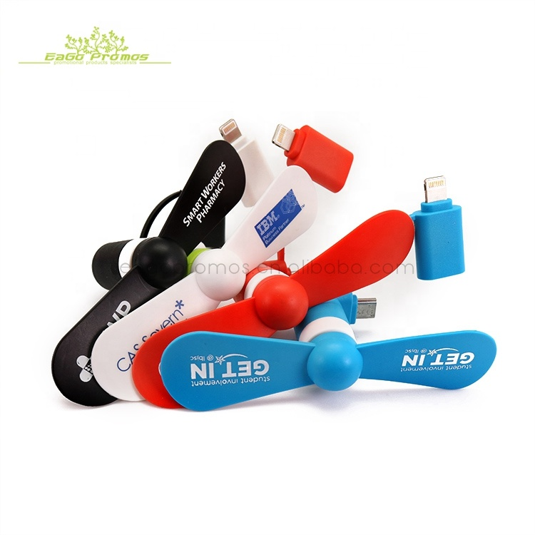2019 Factory Pricing portable and rechargeable cellphone <strong>fan</strong> for Iphone/Android