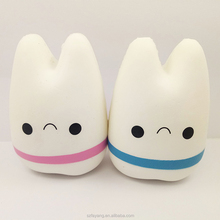 Kawaii Tooth Shape PU Toys Squishy Best Gift Slow Risng Stress Release For Kids