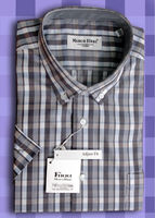 100% cotton Easy Fashionable style shirt for men