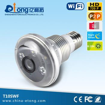 Wholesale Bulb light spy Hidden Camera Light Bulb Hidden Camera ...
