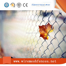 High Security PVC Coated Cheap Chain Link Fencing