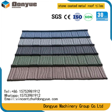 1340*420mm easy install green spanish building material roof tile/stone coated metal roofing tiles