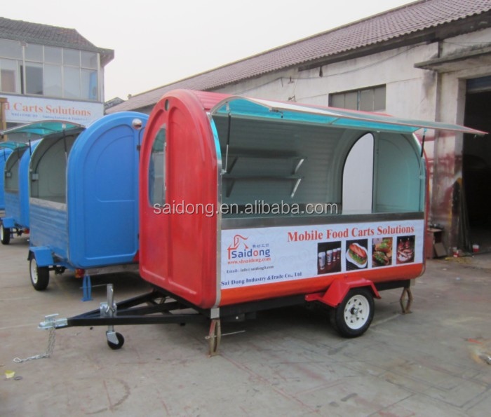 Mobile Food Warmers ~ China mobile food warmer cart for sales ice cream vending