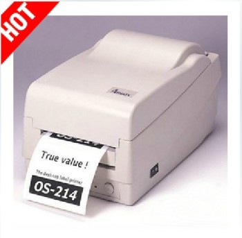 Hot Sale! Argox OS-214tt Bar Code Label Printer/Stickers Trademark/Label Sticker Barcode Printer,203dpi,76mm/s