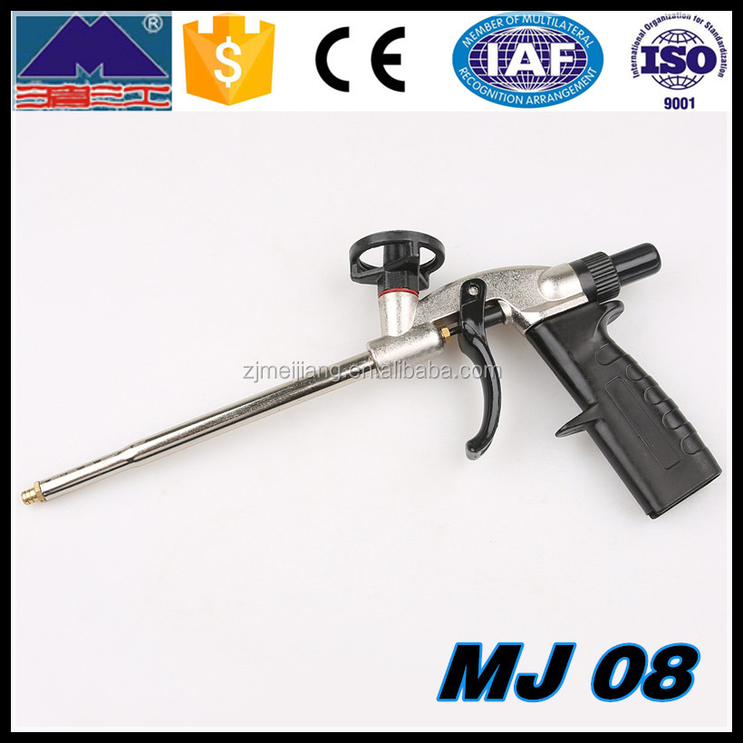 High Pressure Aluminum Caulk Spraying Polyurethane Foams Guns