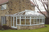 Beautiful new design aluminum sunroom