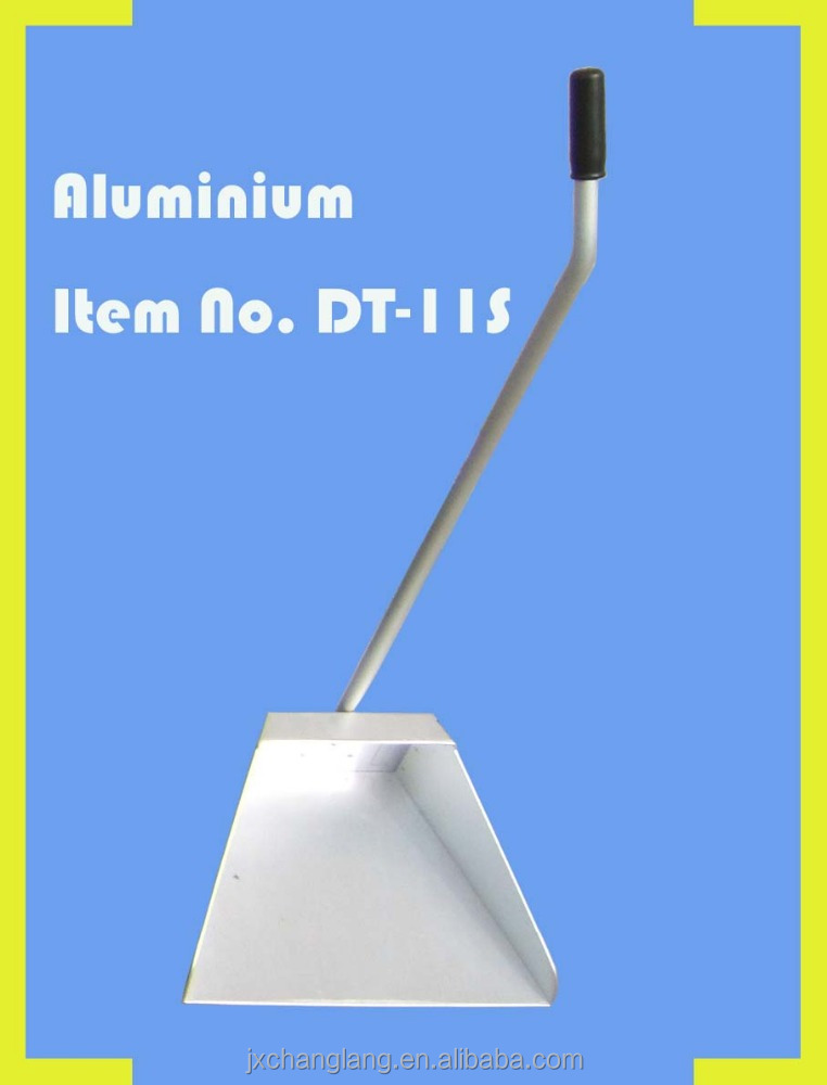Aluminium Dustpan for Outdoor & garden & kitchen rooms cleaning