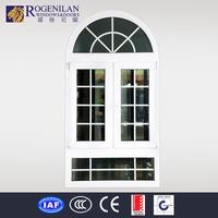 inter aluminum casement window with high quality