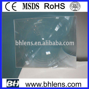 BHPA330-2-5 acrylic fresnel lens for Projector
