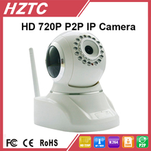 HZTC TC-IPC831-GM H.264 HD CMOS 1.0MP 1080P P2P Wireless Wifi Home Security network IP Camera