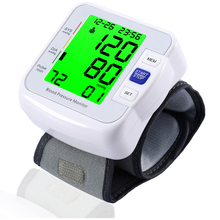 Arm Cuff digital LCD display arthythmia testing no mercury safe Hospital Clinic home care blood pressure meter OEM
