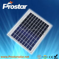 Prostar best quality Polycrystalline solar panel 20W for power plant