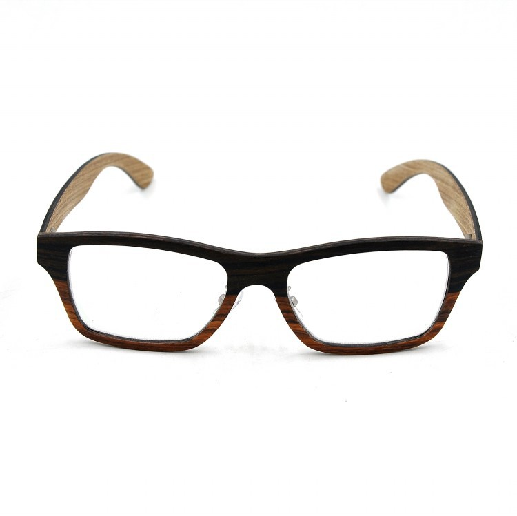 Optical Frames Reading Glasses High Quality new design wooden glasses