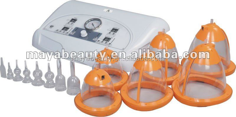 MY-S07 High quality breast lifting machine ,breast development machine ,vibrating nipple breast massager (CE Approved)