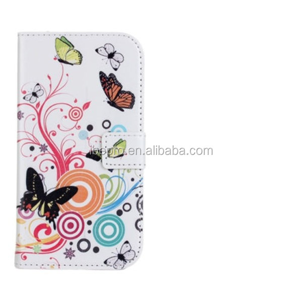 High Quality Wholesale Flip Leather Case Covers for Samsung Galaxy S3 i9300 Galaxy S3 Neo i9301