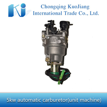 5 kw gasoline generator carburetor, automatic carburetor for generator
