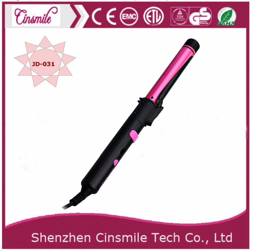 Ceramic professional with different size of 25/28/32 mm automatic hair curler hair curling iron
