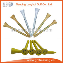 wooden/bamboo personalized golf gift